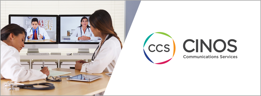 Cinos Communications Services secures place on new NHS Framework.