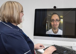 Cinos delivers online video consultations for St Helens and Knowsley Teaching Hospitals NHS Trust