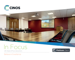 Download our Case Study - UK Head Office Relocation