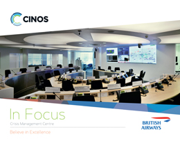 Download our Case Study - British Airways Crisis Management Centre