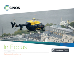 Download our Case Study - Cinos upgrade Air Support Unit Control Room