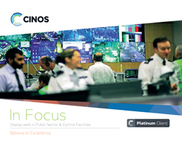 Download our Case Study - Display walls in Public Sector Command & Control Facilities
