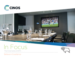 Download our Case Study - The Cinos Suite at Derby County Football Club