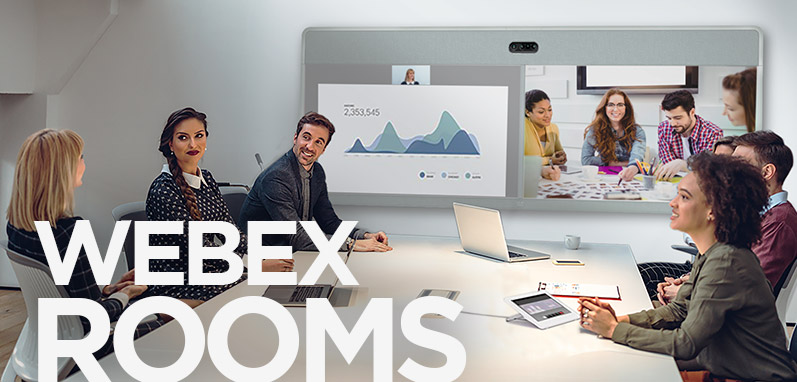 Cisco Webex Rooms from Cinos