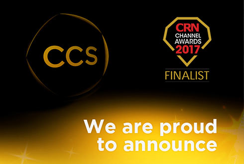 09, 2017 Cinos Communications Services announced as a CRN Awards 2017 Finalist