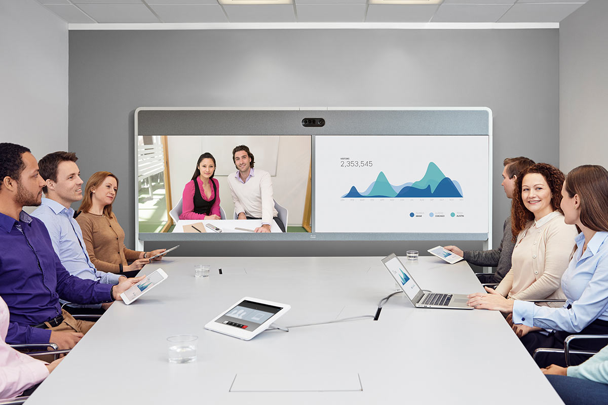 Cisco Webex Room 70 from Cinos