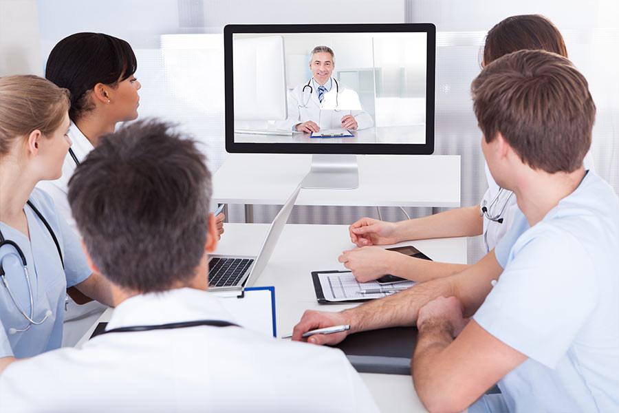 Easy scheduling of MDT virtual meetings across all organisations