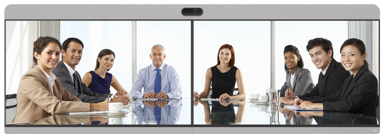 Cisco Webex Room Panorama Immersive Telepresence