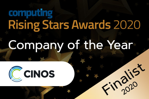 Cinos finalists in Computing Rising Star awards
